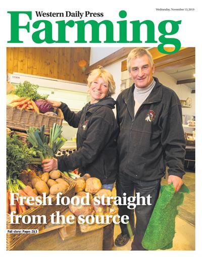 Fresh Food In The Fast Lane, Western Daily Press