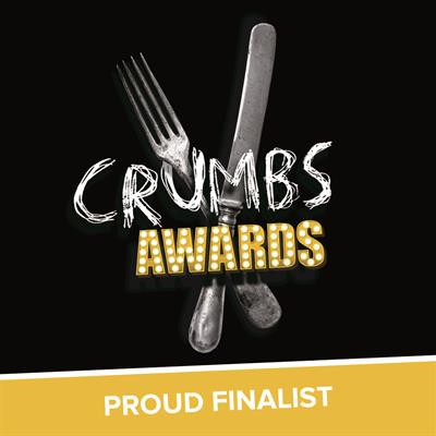 Finalists in two categories for the 2017 Crumbs Awards