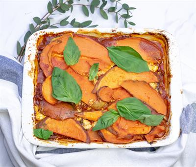 Sweet Potato Veggie Lasagna Collection