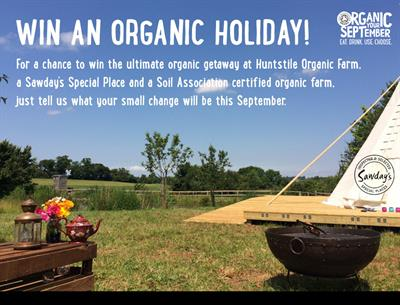 Six ways to Organic your September in Bristol and Bath