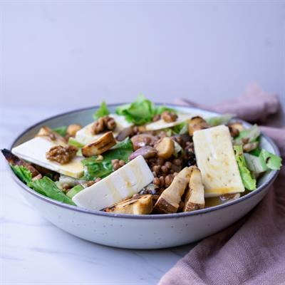 Parsnip, Cheese & Walnut Lentil Salad Collection