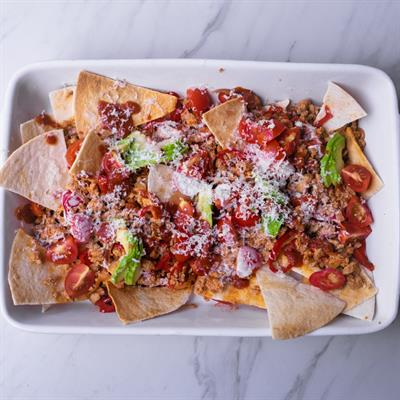 Mexican Pork Nachos Collection