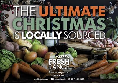 The Ultimate Christmas is Locally Sourced